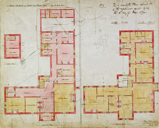 plans-for-the-red-house - william morris 1859.jpg