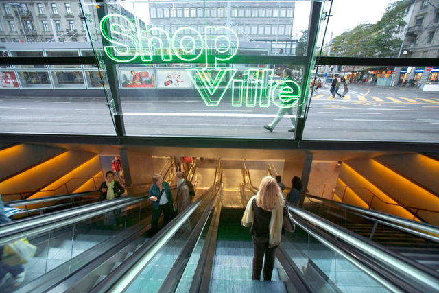 ShopVille - Zurich